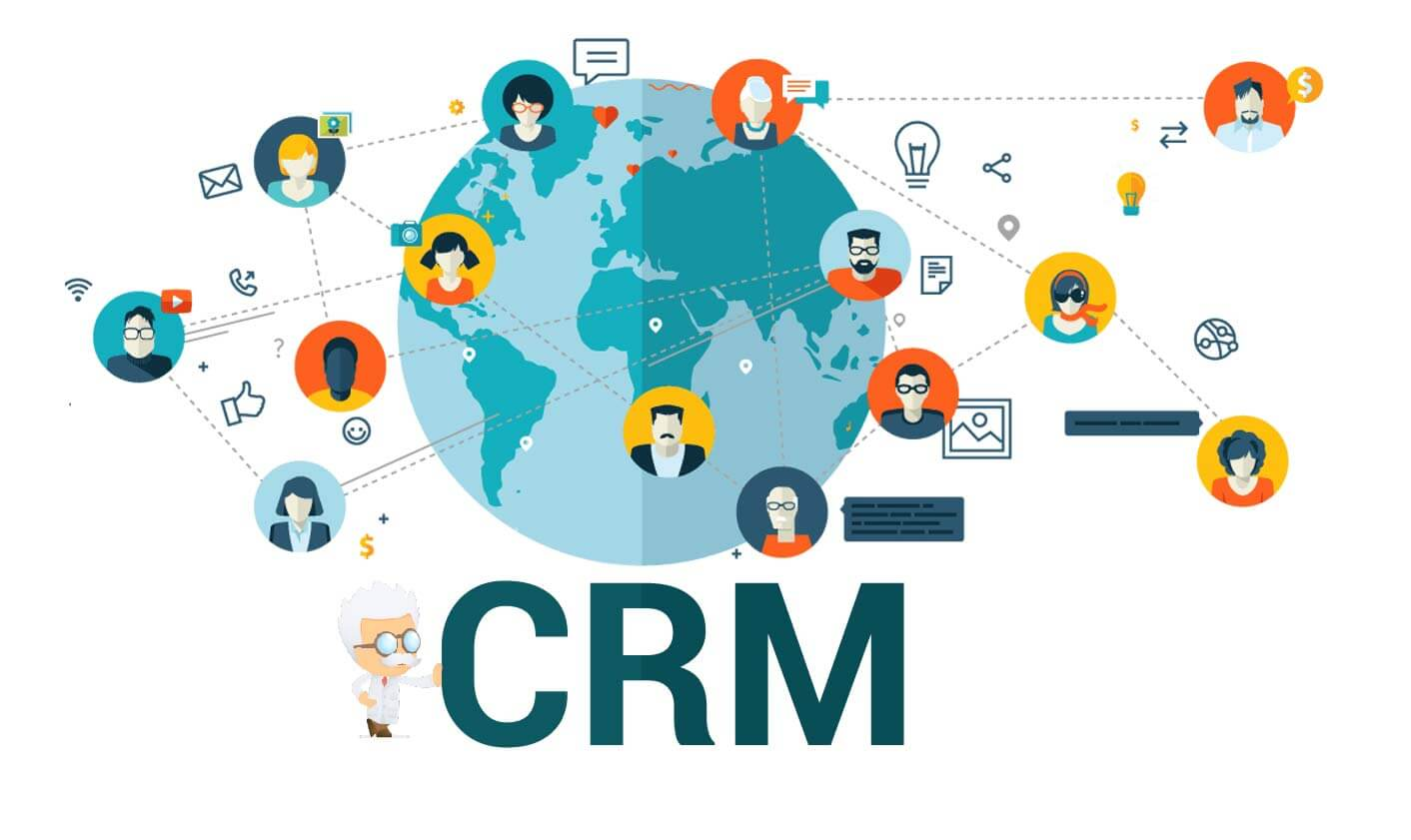 Image result for CRM systems