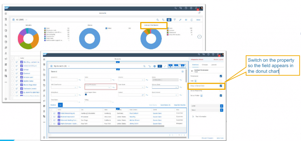 What is new in SAP Cloud for Customer - Platform and Integration 2005 2