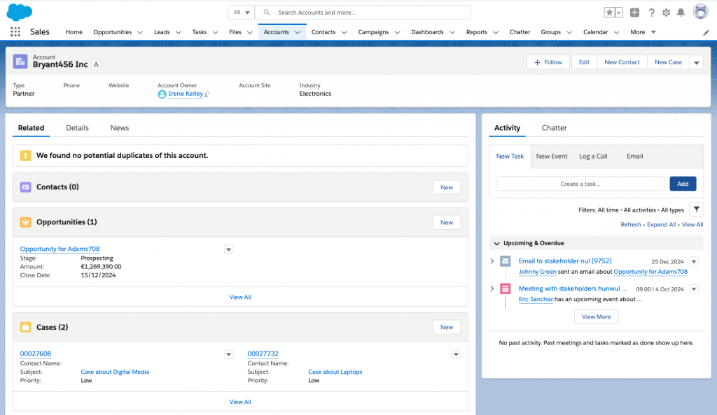 Salesforce – why do we want it 3
