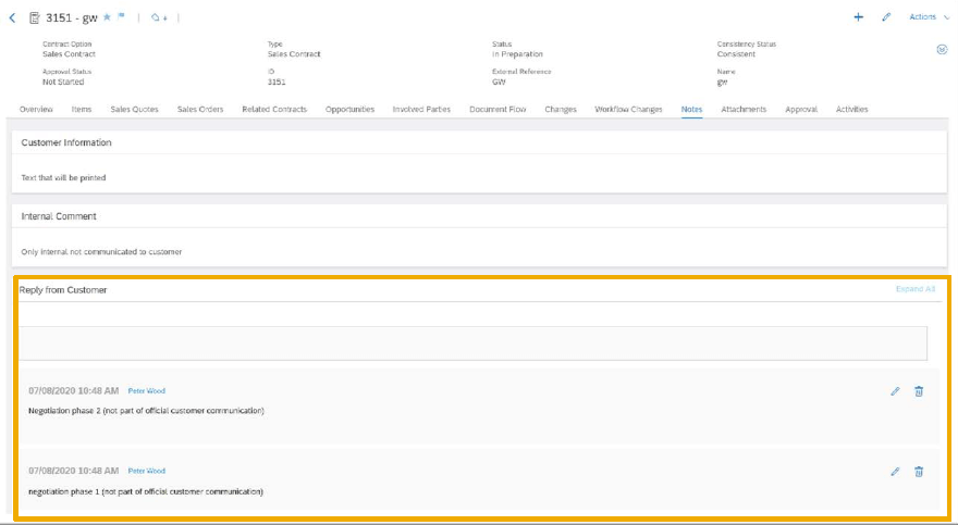 What's new in SAP Sales Cloud 2008 10