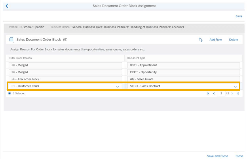 What's new in SAP Sales Cloud 2008 11