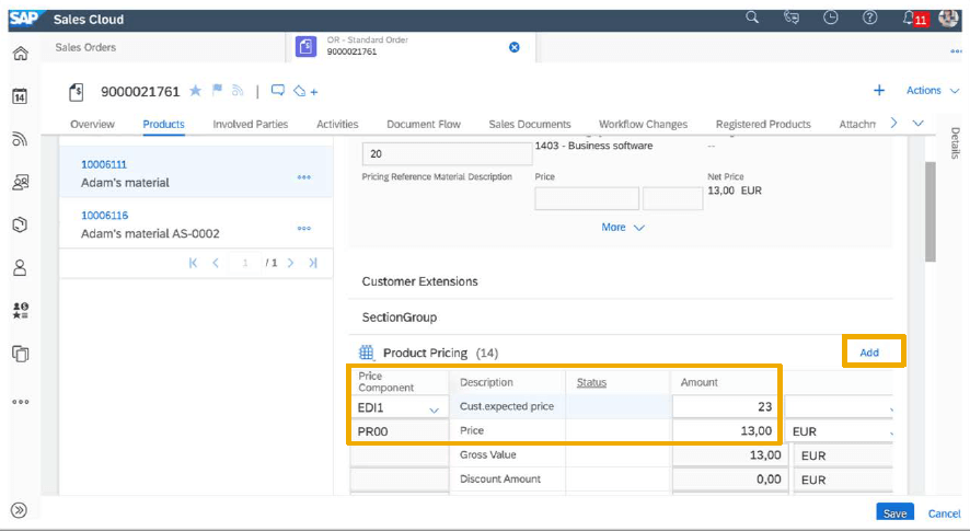 What's new in SAP Sales Cloud 2008 12