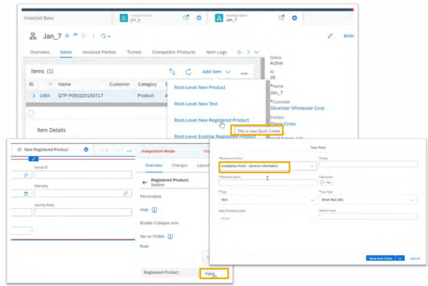 What's New in SAP Service Cloud 2011 8