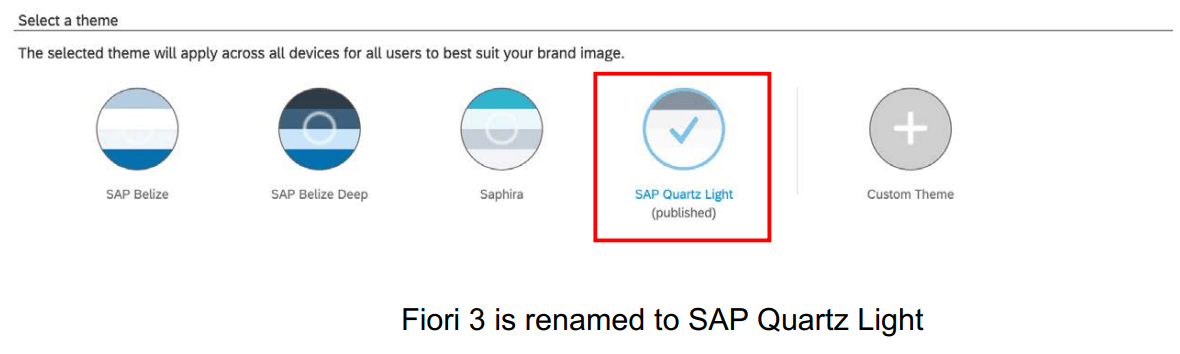 What's new in SAP Cloud for Customer 2011 (Platform and Integration) 1